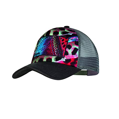 Buff Erwachsene Trucker Cap, End of The Rainbow Multi, One Size