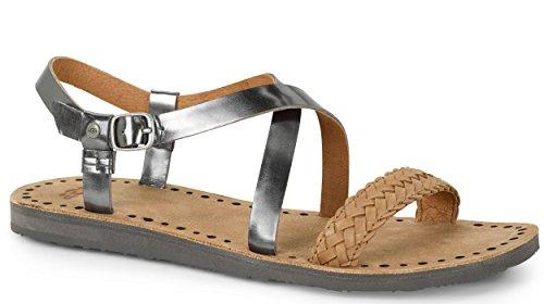 UGG Chaussures - Sandales JORDYNE - 1006872 - pewter Anthracite