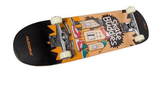 Skateboard von Hudora 12118/01 – SB-44 ABEC 1