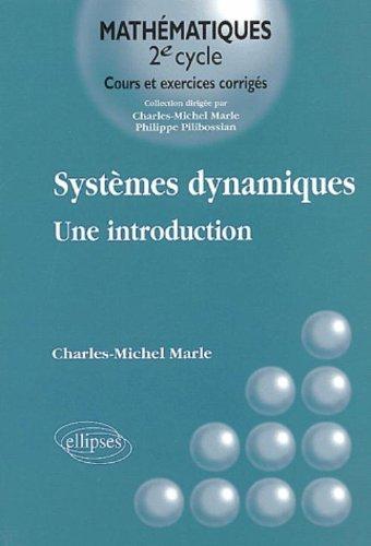 Systèmes dynamiques : Une introduction par Charles-Michel Marle