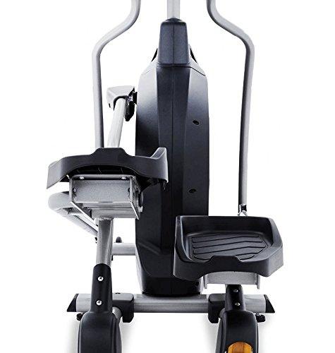 Spirit Elliptical XE 195 – Ellipsentrainer, Cross Trainer mit Hand-Puls-Sensoren, Ergometer, Cardio Fitness - 4