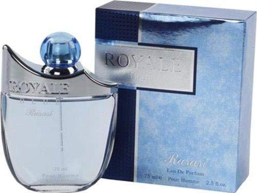 Rasasi - Eau de parfum « Royale Blue » - 75 ml - Pour homme