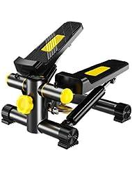 Fitness e palestra Yzibei Macchina Multifunzione per Piedi silenziosa Micro Step e Display aerobico a Basso Impatto