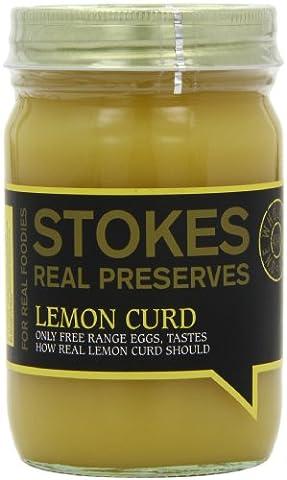 Stokes Lemon Curd, 454g