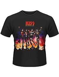 Ripleys Clothing Kiss 'Destroyer' T-Shirt