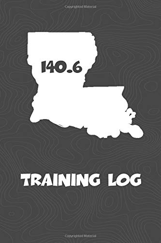 Training Log: Louisiana Training Log for tracking and monitoring your training and progress towards your fitness goals. A great triathlon resource for ... bikers will love this way to track goals!