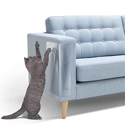 4 pz anti-gatto artiglio adesivi-divano Protector smettere di animali da graffi mobili divano-plastica copertura protettiva per PET divani-salute e protezione ambientale PP materiale
