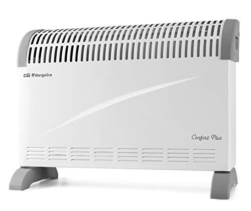 Imagen de Calefactores Eléctricos Orbegozo por menos de 25 euros.