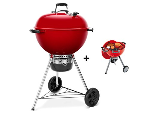 WEBER GRILL MASTER TOUCH GBS 57CM - Weber Grill-freistehend