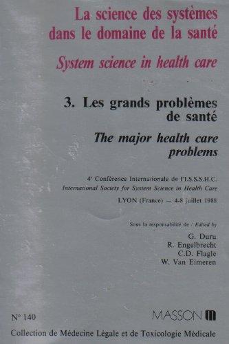 Tox System (La science des systemes dans le domaine de la sante v3 (Med.Leg.Tox.Med))