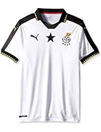 PUMA Men s Ghana Home Replica Shirt
