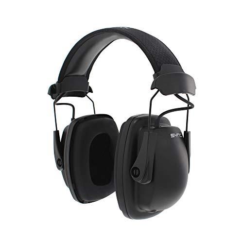 Howard Leight - 1030110 Stereo-Ohrenschützer mit Geräuschunterdrückung, 1030110