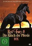 DVD Cover 'Red Fury & Die Ranch der Pferde Box (2 Filme)