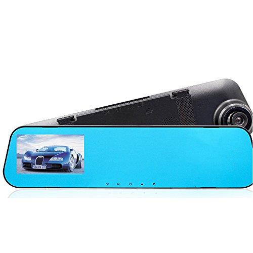 Duoying Video Recorder Dash Board Kamera CMOS 5MP Nachtsichtschleife Aufnahme Windschutzscheibe Board-kamera-monitor