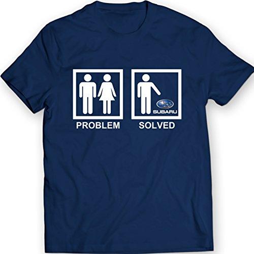 subaru-problema-resuelto-gracioso-camiseta-idea-del-regalo-para-hombre-100-algodon-holiday-regalo-de