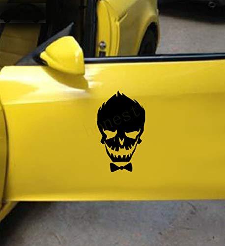 adesivi auto Adesivi per decalcomanie Squad Joker Adesivo Harley Quinn Dc Comics Villain Hero