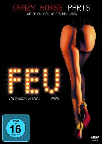 Preisvergleich Produktbild Feu (Feuer) von Christian Louboutin - Crazy Horse Paris