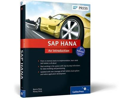 [(SAP HANA)] [By (author) Silvia Berg] published on (October, 2014) par Silvia Berg
