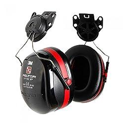3m H540p3g-413-sv Peltor Optime Iii Helmet Att.