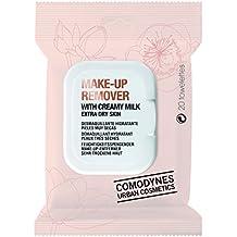 Comodynes Make-Up Remover Extra Dry Skin Toallita Desmaquillante - 20 Unidades   Piel muy