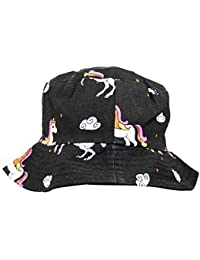 Octave Ladies Mens Adults Unisex Reversible Bucket Hats Collection 5752e8f090f9