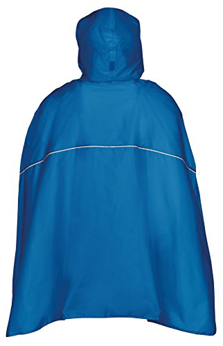 VAUDE Valdipino Poncho Blue
