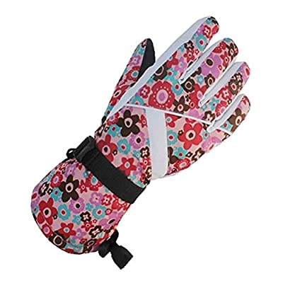 MHYNLMW Schutzhandschuhe Arbeitshandschuhe Outdoor-Rutsch-wasserdicht Winddicht Ski tragen warme Handschuhe Motorrad neutral fingerempfindlicher Touchscreen-Laufwerk Feste Handschuhe UV