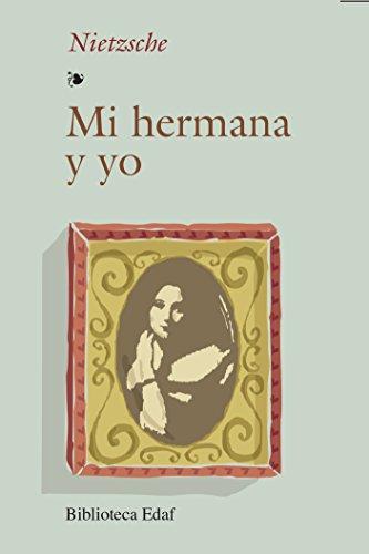 Mi Hermana Y Yo (Biblioteca Edaf)