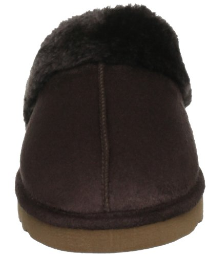 Dunlop Sahar, Scarpe chiuse donna Marrone (Chocolate)