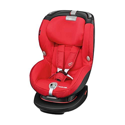Maxi-Cosi Rubi XP Kindersitz, mit optimalem Seitenaufprallschutz und höhenverstellbarer Kopfstütze, Gruppe 1 Autositz (ab 9 Monate bis ca. 4 Jahre, 9-18 kg), Poppy Red