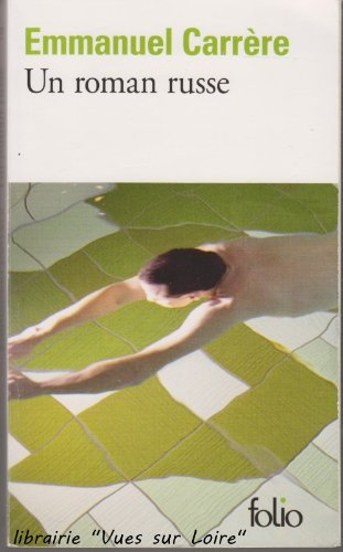 Un roman russe par Emmanuel CARRERE