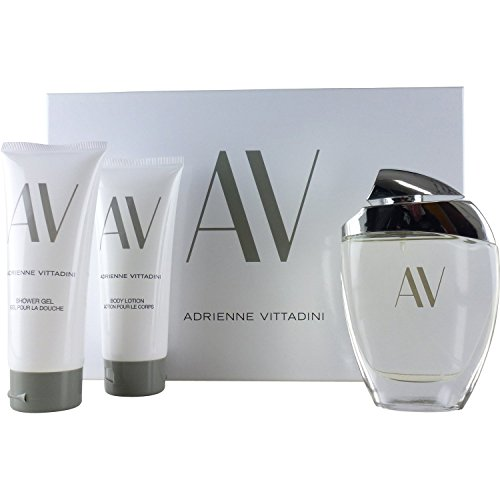 adrienne-vittadini-av-by-gift-set-3-oz-eau-de-parfum-spray-33-body-lotion-33-oz-shower-gel-by-adrien