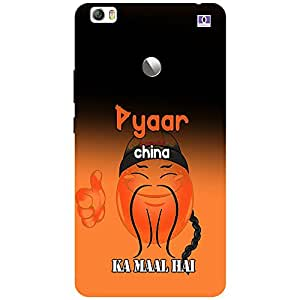 Pyaar China Ka Maal Hai - Mobile Back Case Cover For Xiaomi Mi Max