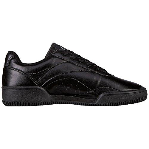 Kappa Damen Combat Sneaker Schwarz (Black)