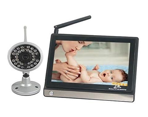 Sichere Babyphones Überwachung Baby Monitor 2,4 GHz WLAN 7.0