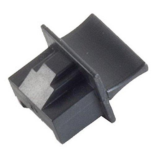 30 Stück erenLine® RJ45 Staubschutz, Blindstopfen; für Schutz von freien RJ45 Ports an Dosen, Patchpanels und sonstigen Geräten; RJ45 Stecker 8P8C