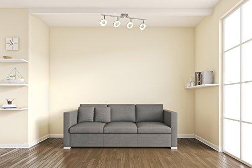 Plafoniere Rotonde Da Soffitto : Plafoniera led da soffitto i lampada moderna a per l