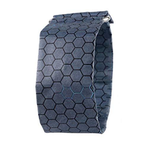 Personalized Paper Watch Life Wasserdichtes Papierband Magnetverschluss Schnalle Ultra Light LED Digitaluhr für Herren Damen - mehrfarbig