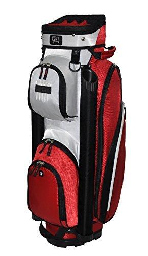 rj-sports-manhattan-cart-bag-black-white-9-inch-by-r-j-sports
