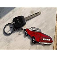 GMC Classic 3D Keycahin Metallic Zinc High Quality Keychain and Creative Design