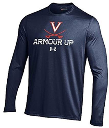 Under Armour Michigan State Spartans Poly Dry HeatGear Nutech Long Shirt Performance, Herren Unisex, grün