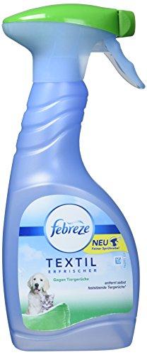 Febreze Gegen Tiergerüche Textilerfrischer-Spray, 500 ml