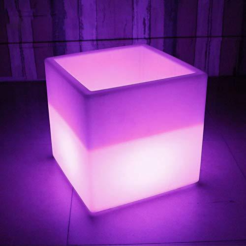 lili wasserdichte Eiskübel Combo Nachtlicht Led 39 * 40 cm Weinschrank Cube Mit Kissen Ktv Bar...