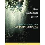 Testbank to Accompany Fundamentals of Corporate Finance