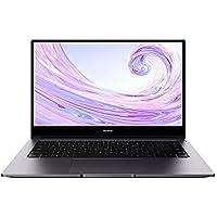 HUAWEI MateBook D 14 2020 PC Portable 14'' 1080p FHD (AMD Ryzen 5 3500U, RAM 8Go, SSD 512Go, Windows 10 Home, Clavier français AZERTY), Gris