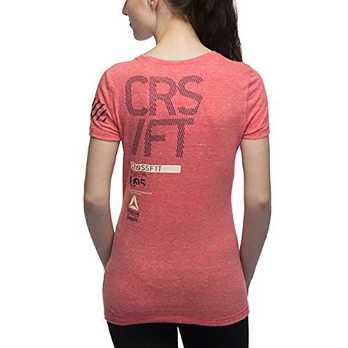 Reebok-Womens-Crossfit-SS-Tri-Graphic-Training-T-Shirt