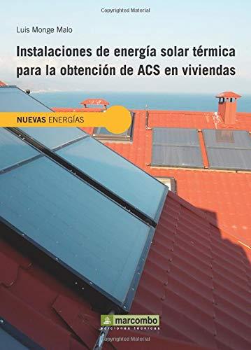 Este libro está orientado a todos aquellos que deseen iniciarse en la elaboración de los proyectos técnicos requeridos para la instalación de sistemas de energía solar térmica para la obtención de agua caliente sanitaria en edificios de viviendas. En...