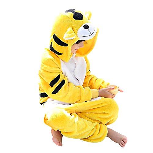 Pijama Unisex Tigre