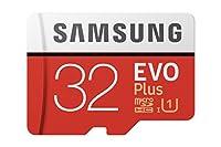 SAMSUNG MICRO SD EVO PLUS 32GB UHS I MB-MC32GA/EU SCHEDA MICRO SD - 32GB XC classe UHS-I grado 1 LETTURA/SCRITTURA 95/20 MBS - ADATTATORE SD INCLUSO