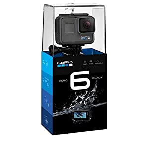 41jTcD5yuiL. SS300 GoPro Videocamera HERO6 Black